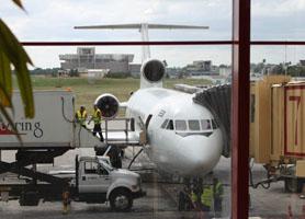 Airport Jose Marti Cuba