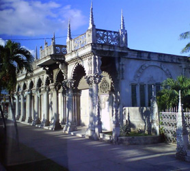 Museum of Natural Sciences Palacio de Guasch Pinar del Rio Cuba